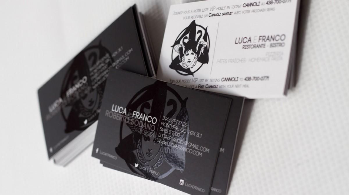 Luca E Franco